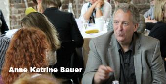 Anne Katrine Bauer + Dave Ulrich 2013 @ Gitte Mandrup