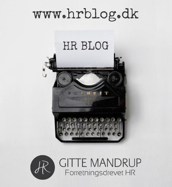 HR Blog om Forretningsdrevet HR
