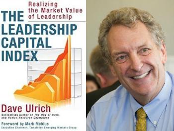 Dave Ulrich Leadership Capital Seminar CPH 2016 @ Gitte Mandrup