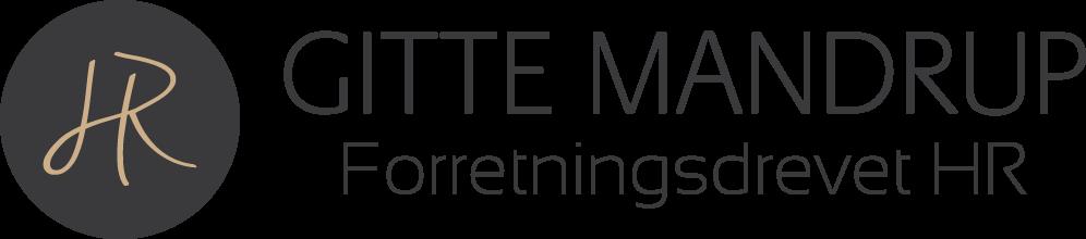 Gitte Mandrup Forretningsdrevet HR 2016