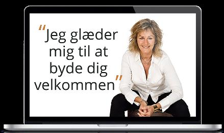 Velkommen til Online HR BUSINESS BOOST @ Gitte Mandrup