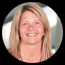 Helle Lund Gregersen fortæller om sin vej ind i HR