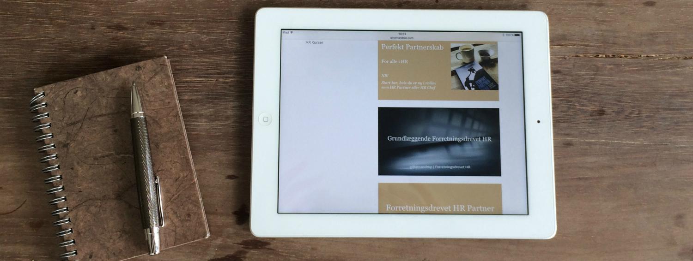 4 Online HR Kurser om Forretningsdrevet HR @ HRKURSUS.DK Gitte Mandrup