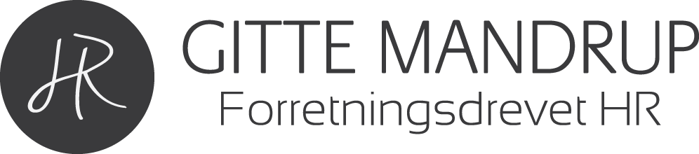 Forretningsdrevet HR Udvikling med Gitte Mandrup