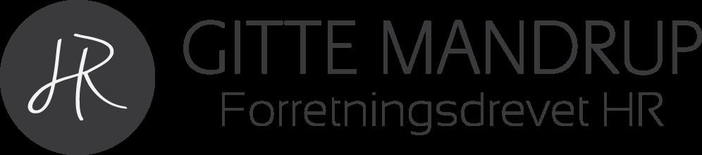 Gitte Mandrup Forretningsdrevet HR