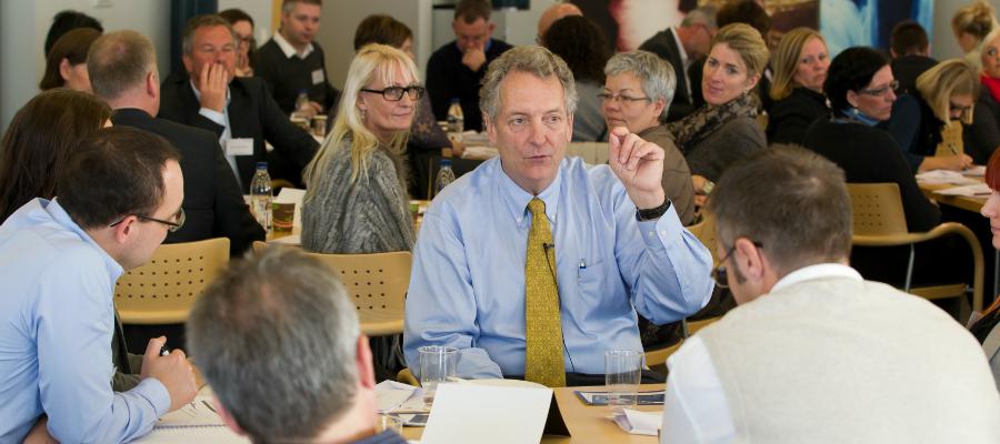 Dave Ulrich seminar 2011 @ Gitte Mandrup