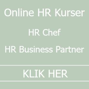 Læs mere om online HR kursus for HR Business Partner og HR Chef