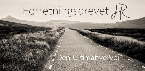 Den ultimative vej til Forretningsdrevet HR i sin ypperste form HRBLOG.DK