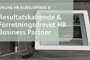 Forretningsdrevet HR Coaching