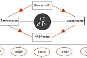 Forretningsdrevet HR dos & donts HR Partner model