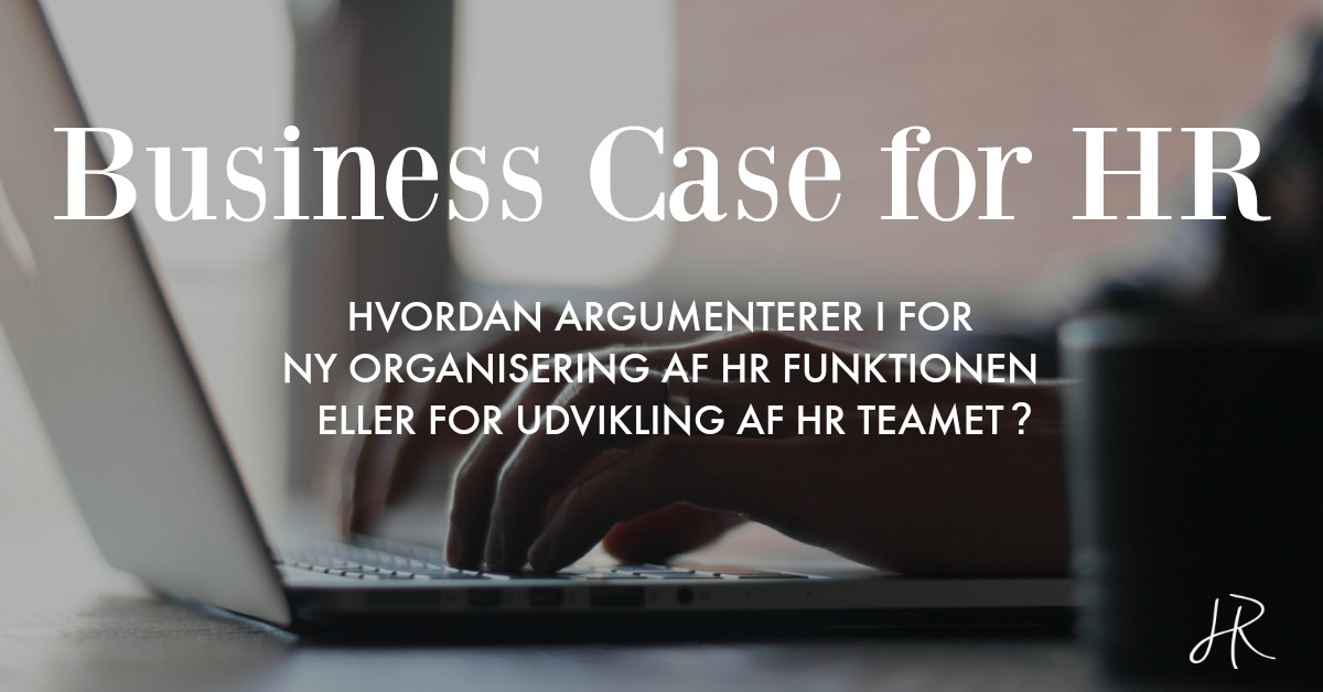 Business case for HR