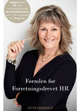 Formlen for Forretningsdrevet HR