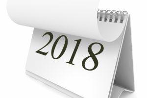 3 Vigtige spørgsmål på vej ind i 2018
