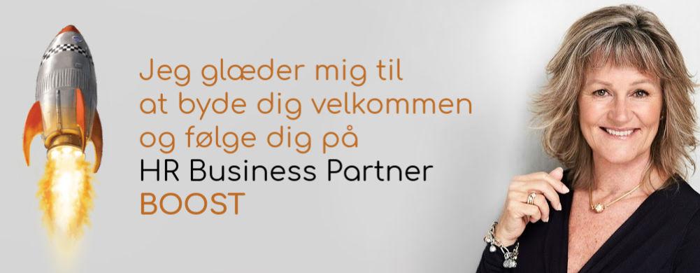 HR for HR: HR Business Partner BOOST