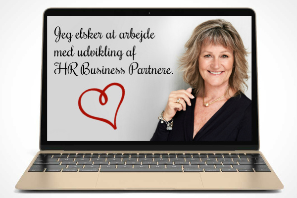 HR Business Partner udviklingsforløb med personlig coaching