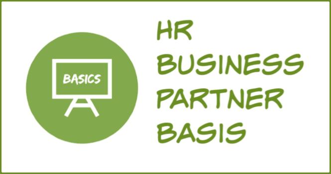 HR for HR: HR Business Partner BASIS