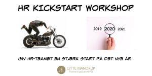 2020 HR Kickstart Workshop