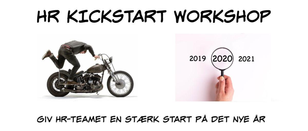 HR for HR: HR Kickstart workshop