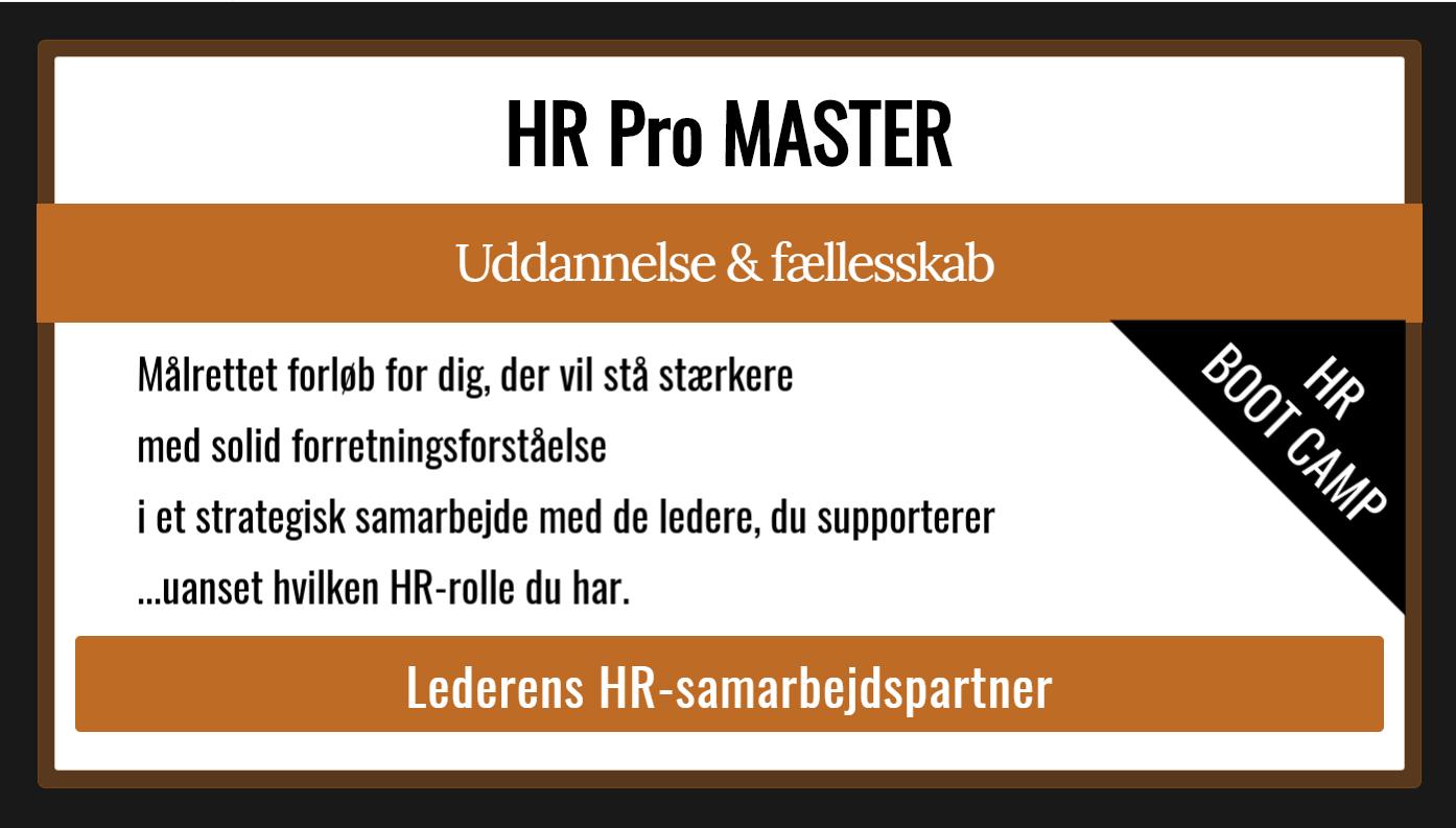 HR Pro MASTER & HR BOOT CAMP