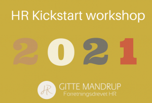 HR Kickstart 2021 Workshop