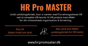 HR Pro MASTER-Forretningsdrevet HR med Gitte Mandrup