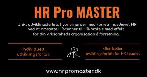 HR Pro MASTER - Forretningsdrevet HR med Gitte Mandrup
